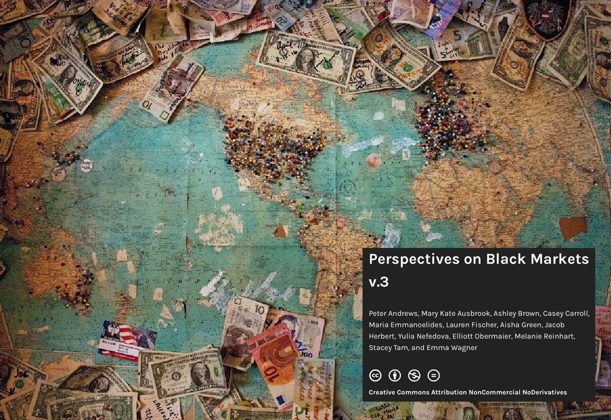 Cover image for Perspectives on Black Markets v.3